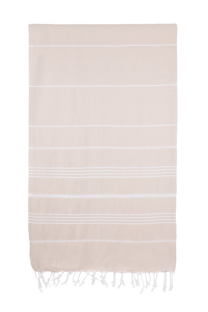 Turkish Towel Co Beige 100% Cotton Purchase Online Towels