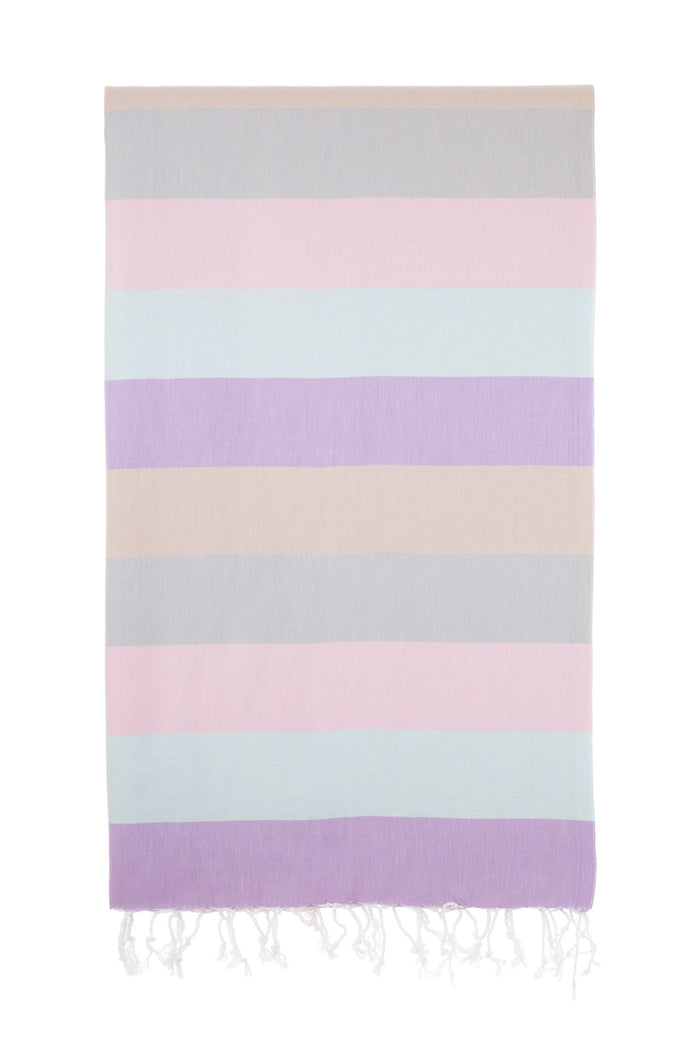 Turkish Towel Co Pastel 100% Cotton Turkish Towel Buy Online