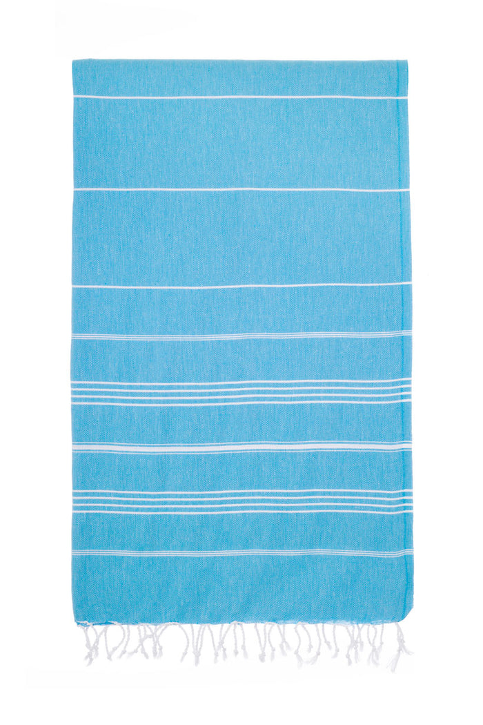 Turkish Towel Co Classic Turquoise