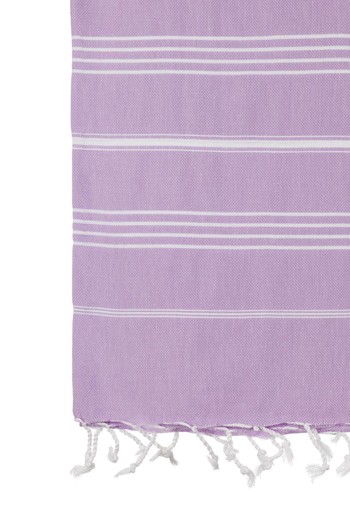 Turkish Towel Co Light Purple Classic Original