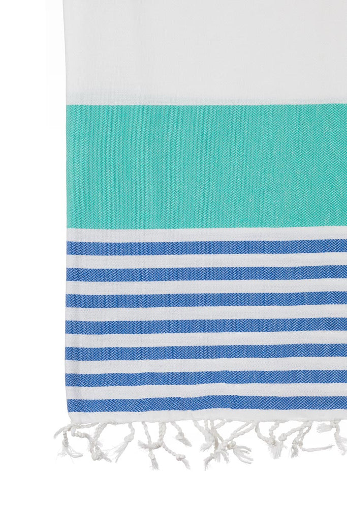 Turkish Towel Co Ocean Towels