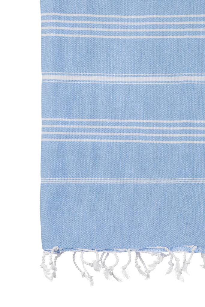 Turkish Towel Co Original Collection Sky Blue
