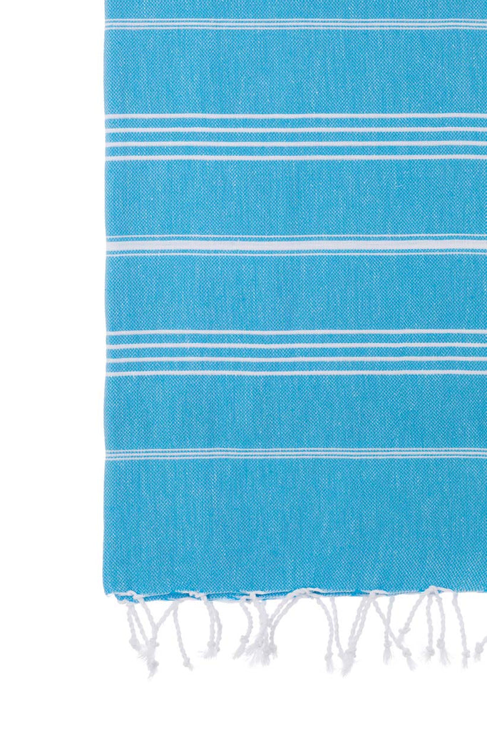 Turkish Towel Co Classic Tourquoise