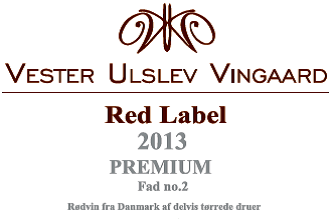 Red Label 2013 Premium Fad nr. 2