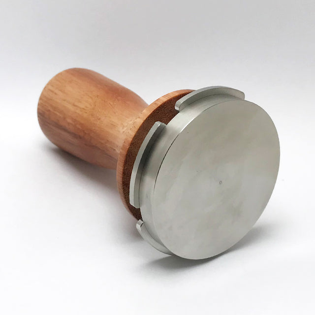 Eazytamp Coffee Tampers - 5 Star Pro - Flat - Iron Bark Timber