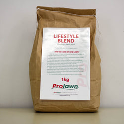 Lifestyle Blend Lawn Seed