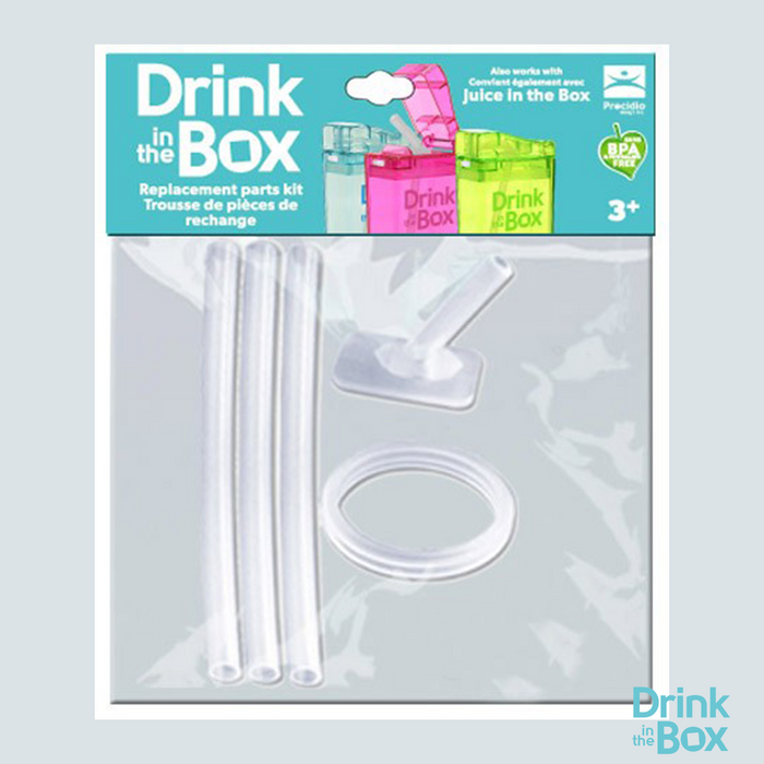 Replacement Parts Kit for 8oz Drink in the Box