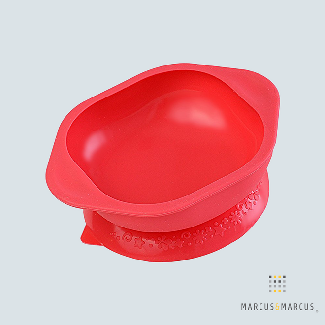 Marcus the Lion Silicone Suction Baby Bowl