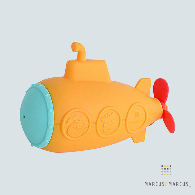 Squirting Submarine Bath Toy