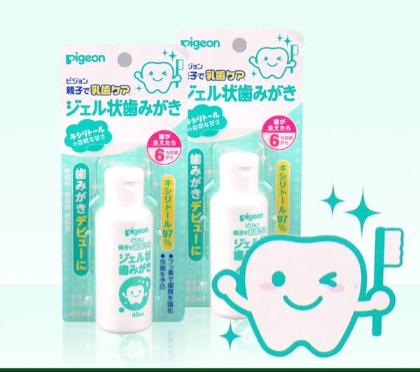 Pigeon Baby Tooth Gel 40ml