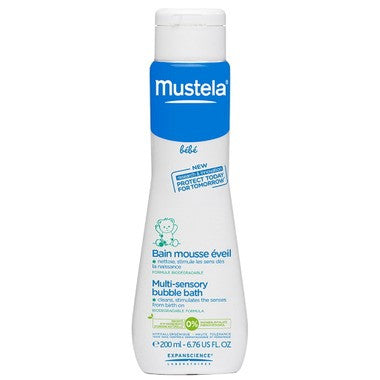 Mustela Multi-Sensory Bubble Bath  200 mL