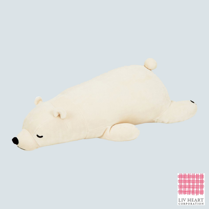 Nemu Nemu Polar Bear Large