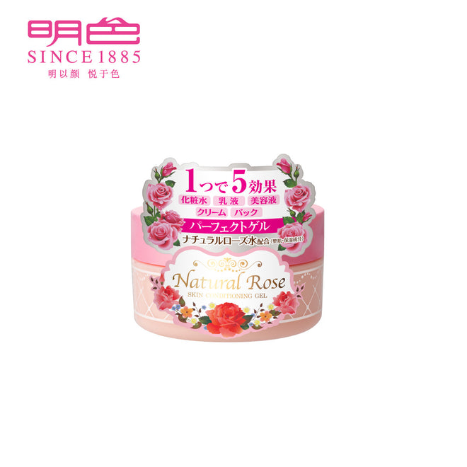 Meishoku Organic Rose Skin Conditioning Gel 90g