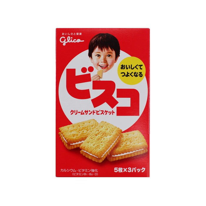 Glico bisico Baby Biscuit 1 box