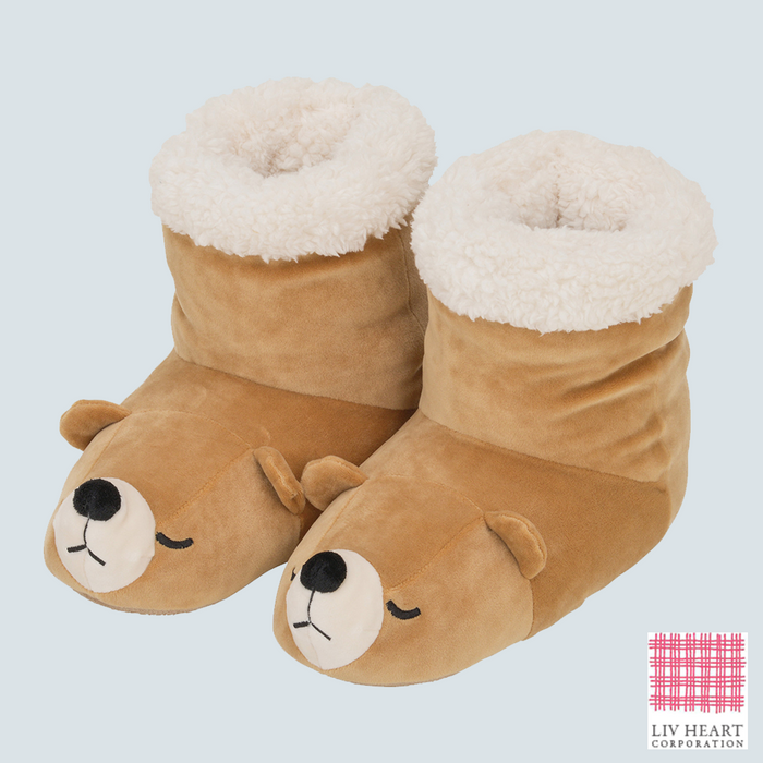 Nemu Nemu Bear Room shoes 23-24.5cm