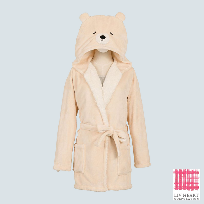 Nemu Nemu Bear Robe