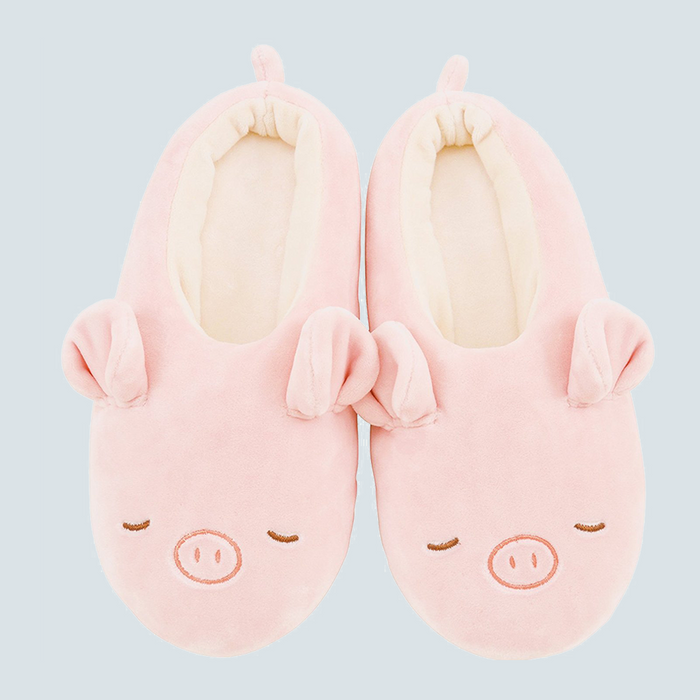 Nemu Nemu Piggy Room shoes 23-24.5cm