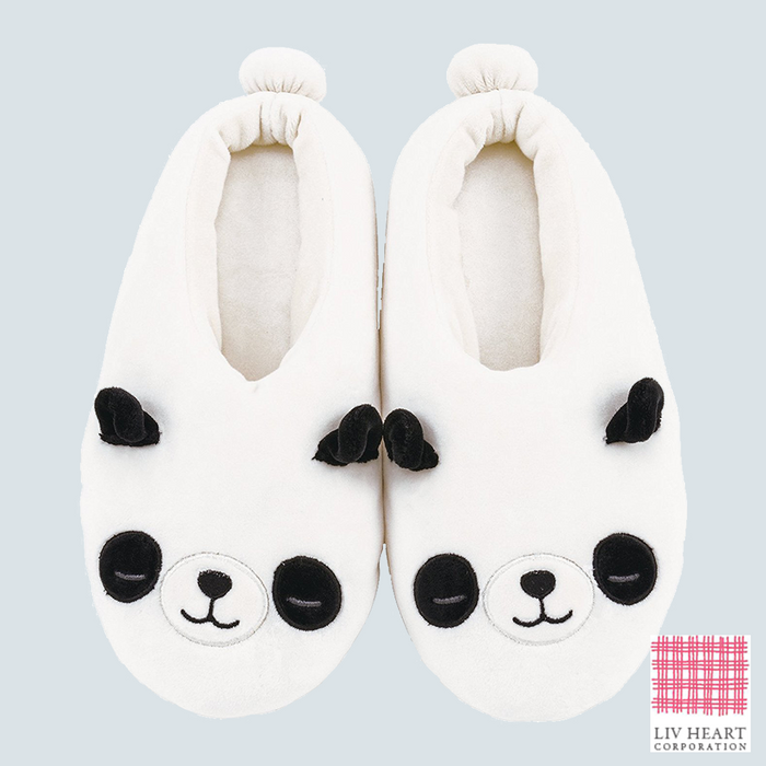 Nemu Nemu Panda Room shoes 23-24.5cm