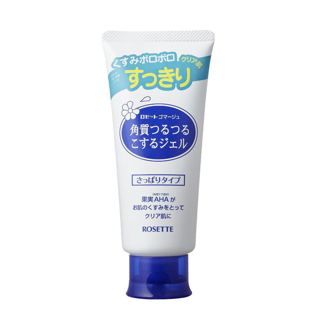Rosette Japan AHA Pore Peeling Gel Cleanser 120g