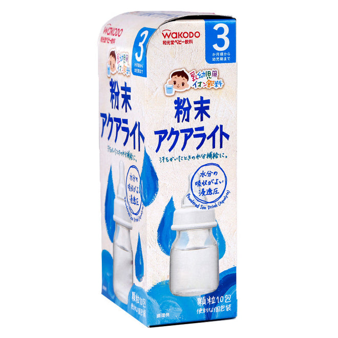 Wakodo Baby Electric Drink Mix 10pc