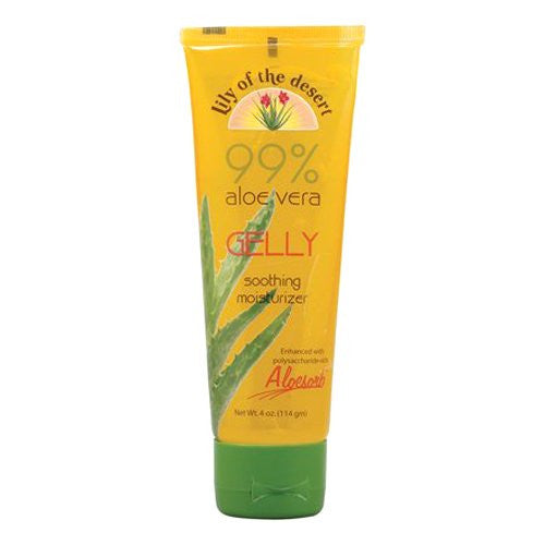 Lily Of The Desert Aloe Vera Gelly 99-Percent 4 Ounces