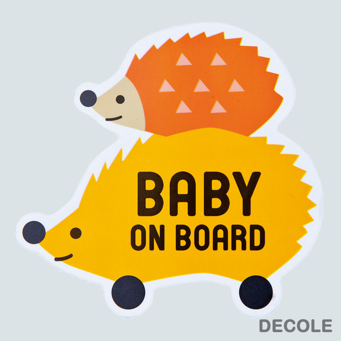 Car Sticker Baby On Board
