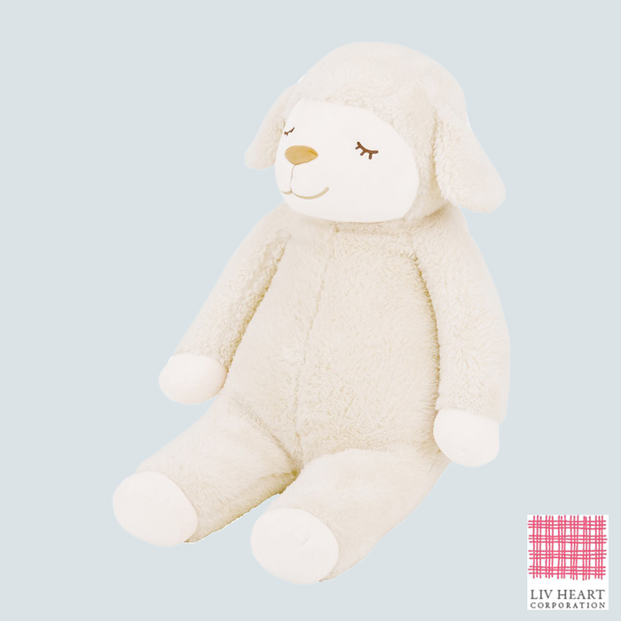 Maple the Sheep Ivory Large