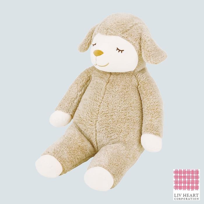 Maple the Sheep Beige Large