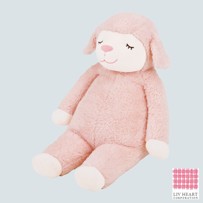 Maple the Sheep Pink Large