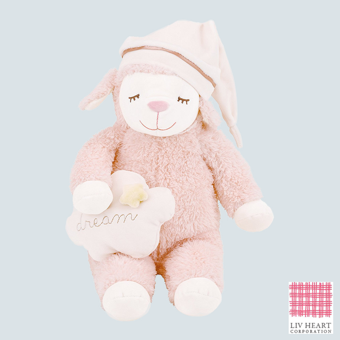 Dream Maple the Sheep Pink