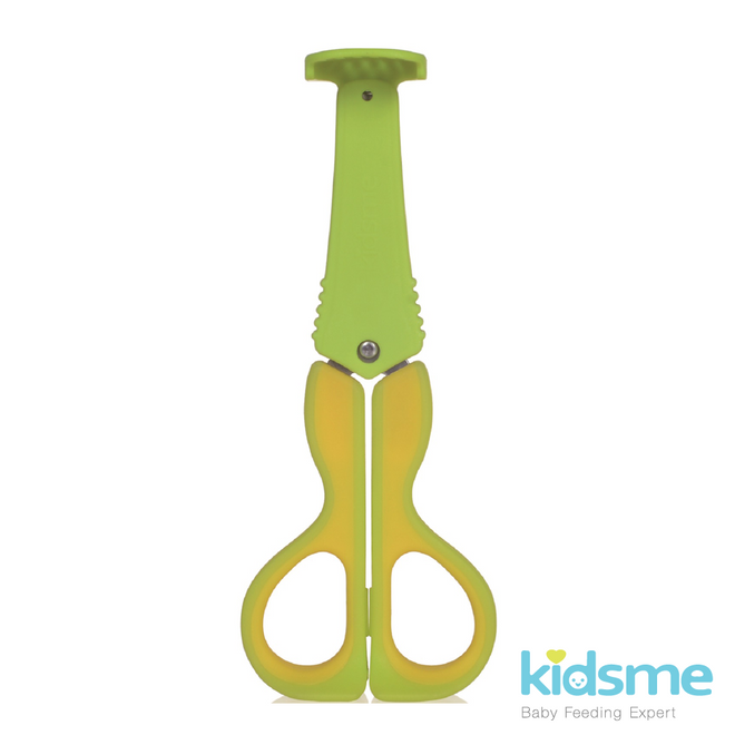 Kidsme 3-in-1 Food Scissors - Lime