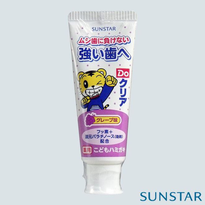 DoClear Kids Toothpaste Grape