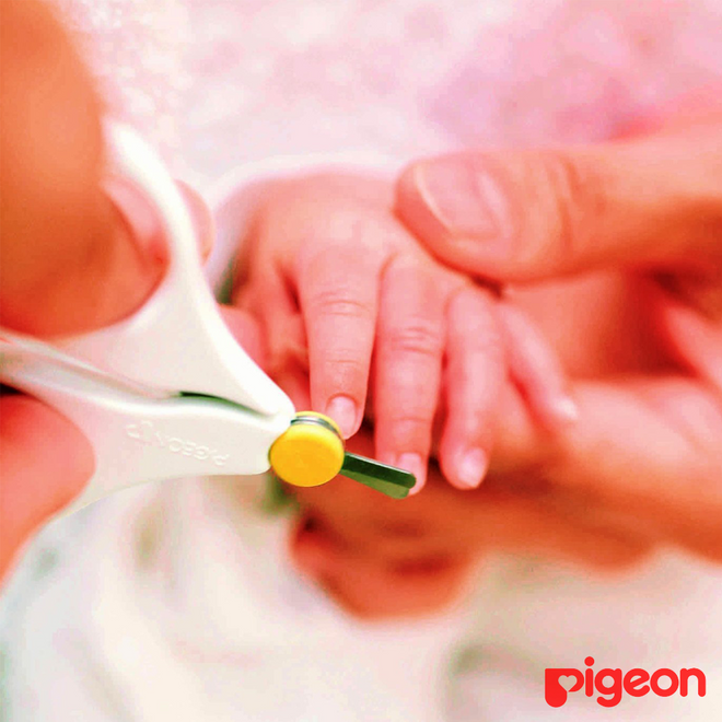 Pigeon Baby Nail Scissor 3mo+ 1pc