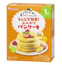 Wakodo Baby Microwave Pancake Mix 4pc