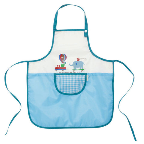 Toddler Cooking Apron Elephant