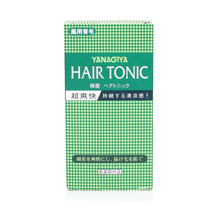 Yanagiya Hair Growth Toner Original 240ml