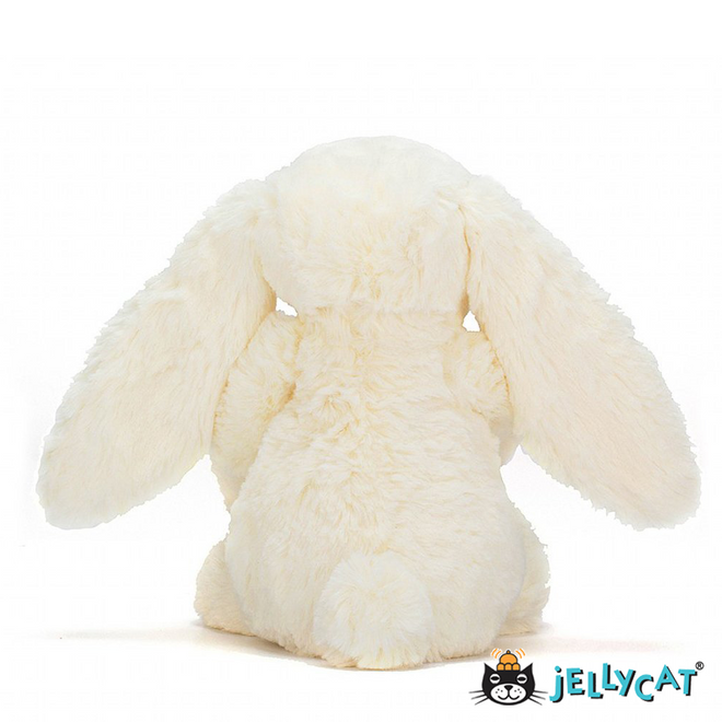 "Bashful Cream Bunny Really Big 31"" 78cm"