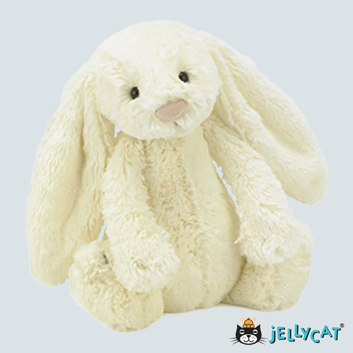 "Bashful Bunny Cream Medium 12"" 30cm"