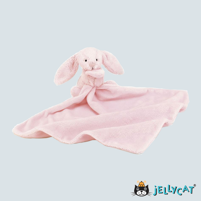 Bashful Bunny Light Pink Soother