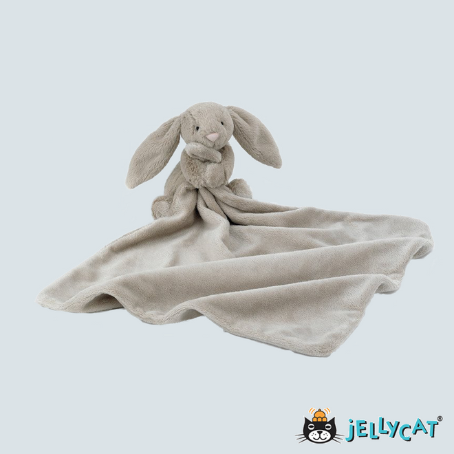 Bashful Bunny Beige Soother