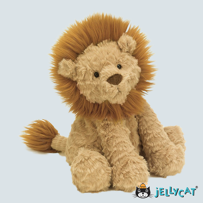 "Fuddlewuddle Lion Medium 9"" 23cm"