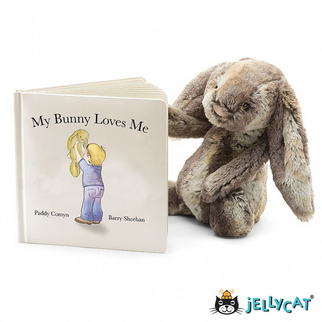 My Bunny Loves Me Book