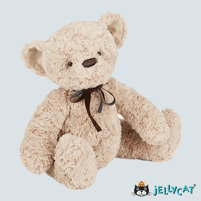 "Bertie Bear Medium 15"" 38cm"