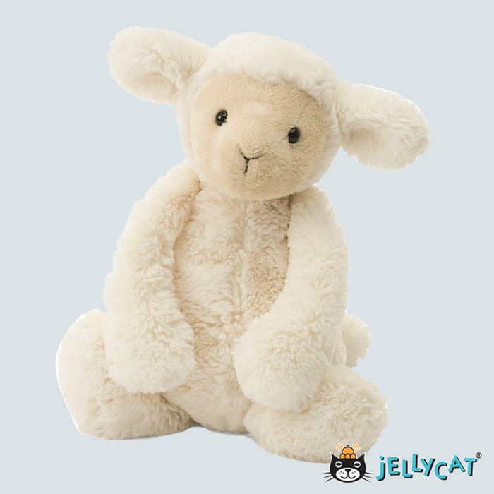 "Bashful Lamb  Medium 12"" 30cm"