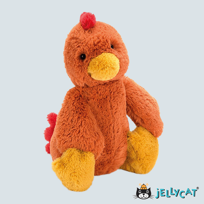 "Bashful Rooster Medium 12"" 30cm"