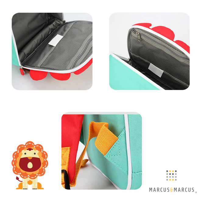 Marcus the Lion Insulated Lunch Bag