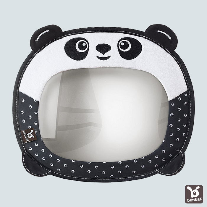 Travel Friends Car Mirror Panda