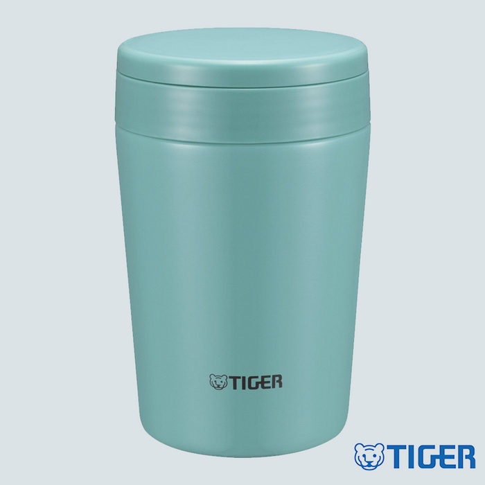 Insulated Soup Cup 380ml Mint Blue