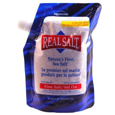 Redmond Real Salt Nature's First Sea Salt  Fine Salt 737 g