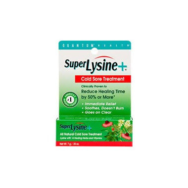 Quantum Super Lysine + Ointment  7 g tube